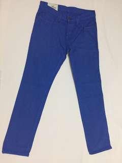 Hollister Blue Pants