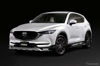 New Mazda CX-5 Bodykit