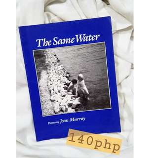 THE SAME WATER (poetry)