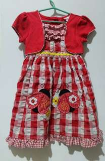 Young land dress 4t