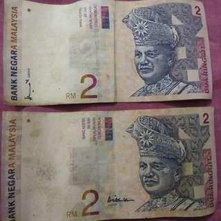 Old RM2 notes