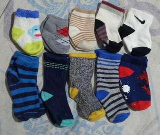 Infant socks bundle