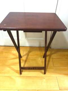 Preloved Wooden table
