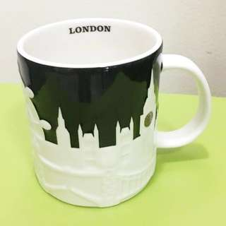 Starbucks London Relief Mug
