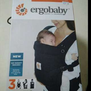 Ergobaby Carrier (3Positions)