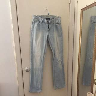 Vintage Levi Straight Leg Jeans