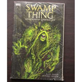 Swamp Thing Vol. 8 by Alan Moore