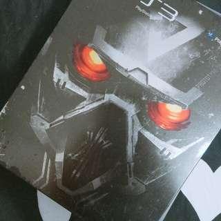 Killzone 3 collector's Edition