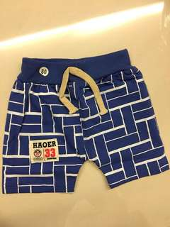 Boys Shorts / infant shorts / baby clothing