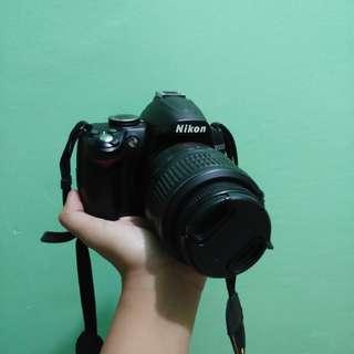 Rush!! Nikon D3000