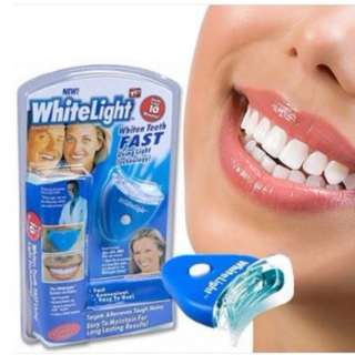 2x White Light Tooth Teeth Whitening System