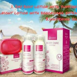 Bodycare lotion hanasui bpom