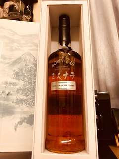 Bowmore Mizunara Cask Finish 700ml (Rare Mizunara Whisky)