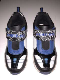The Amazing Spiderman Boys Shoes, Size 32