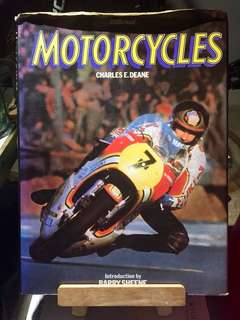 Motorcycles by Charles E. Dean