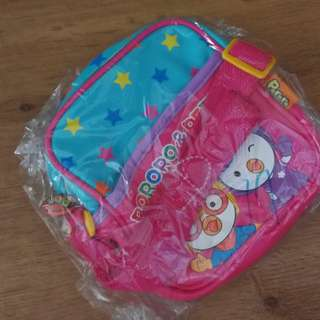 Brand New Pororo Cross body Bag