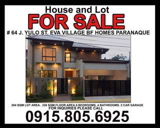 BF Homes 5 bedroom Property