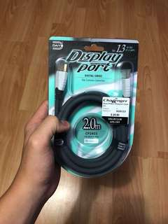 Daiyo 2m Display Port Cable