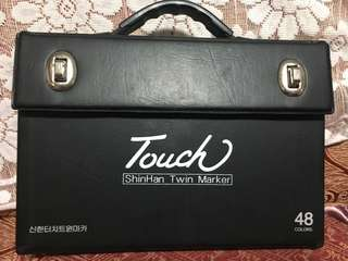Touch ShinHan Twin Marker