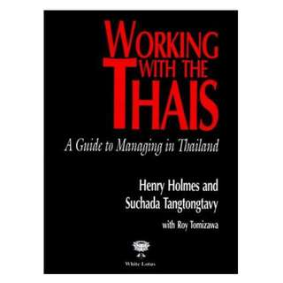 Working with the Thais and Thai for Beginners