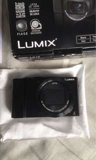 Brand New Panasonic Lumix LX10