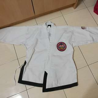 Taekwondo Uniform Age 6 to 8