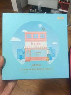 ASTRO 4th mini album dream PART 01