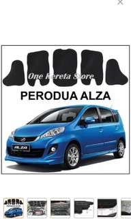 Alza Front Bonnet Sound Proof