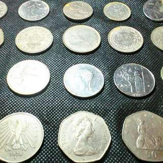 Old Coins Overseas