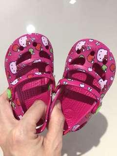 [Brand New] Crocs Hello Kitty Shoes