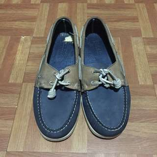 Authentic Sebago