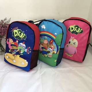 PO Didi & Friends Bag