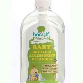 Bacoff bottle cleaner