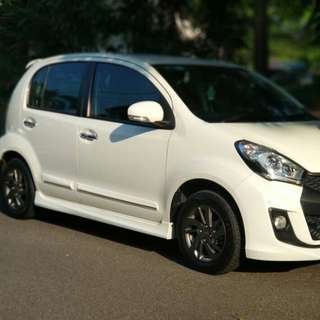 Perodua Myvi (A) Advance