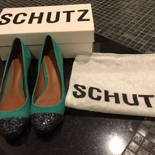 Dinner Shoes (Brazil) - Schutz (size 39) reduced from rm160