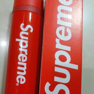supreme water bottle 保温水瓶