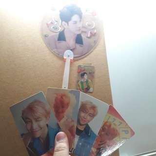 RM/Namjoon LY Duplicate Photocard