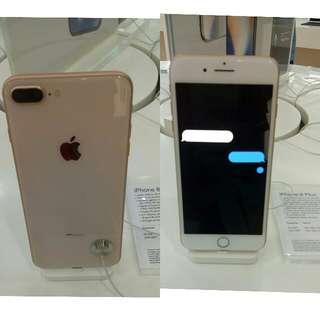 Kredit iPhone 8+ 64GB Bunga 0% Tanpa kartukredit