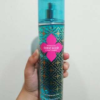 Bath & Body Works Morocco Orchid & Pink Amber