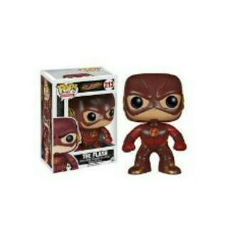 Funko Pop The Flash TV Series Set of 3