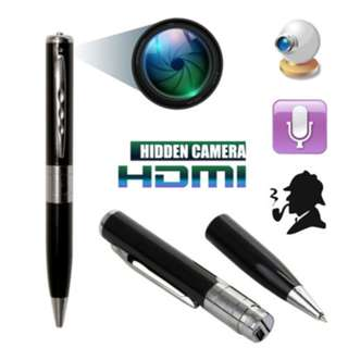 Spy Cam Camera Pen Recorder Hidden Security Digital Video/Voice USB