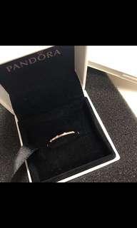 Pandora 925 diamond ring