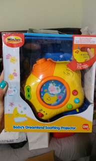 WINFUN baby soothing projector