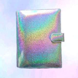 Binder hologram silver 20ring