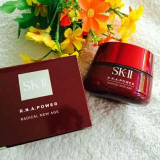 SKII RNA Power Cream 80gr