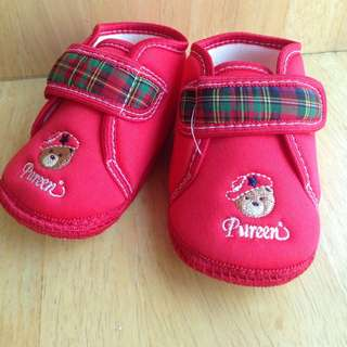Pureen baby shoes