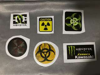 Stickers C