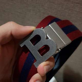Bally men belt
