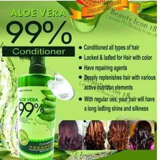 Aloe Vera Conditioner&shampoo