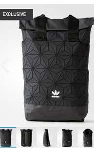 Adidas x Issey Miyake 限定潮爆背囊